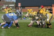 Irish-American-Football-League-Carrickfergus-knights-v-University-Limerick-Vikings,-Carrickfergus,-25th-April-2004