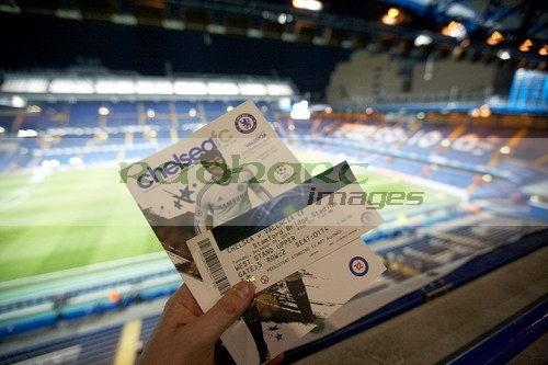 Chelsea FC Stamford Bridge London
