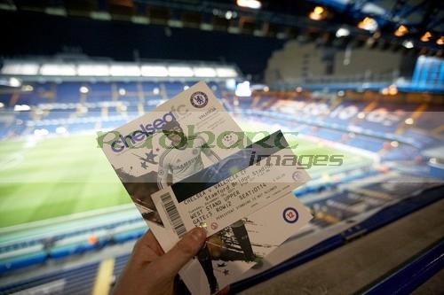 Chelsea FC Stamford Bridge London
