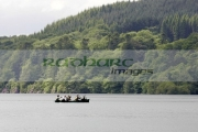 young-people-boating-on-castlewellan-lake,-county-down,-northern-ireland.