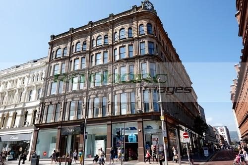old anderson and mcauley department store building donegall avenue Belfast city centre