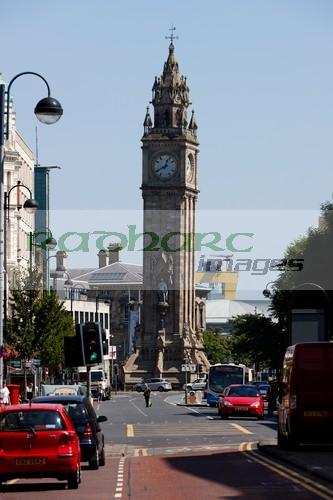 Albert memorial Clock Belfast
