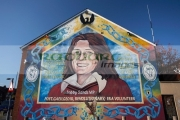 Sinn-Fein-office-Bobby-Sands-Mural,-Falls-Road-,-West-Belfast,-Northern-Ireland,-UK.-Bobby-Sands-was-an-IRA-leader-who-was-imprisoned-in-the-Maze-prison.-In-1981-he-went-on-hunger-strike-during-the-strike-he-became-MP-for-Fermanagh-South-Tyrone.-He-became-the-first-hunger-striker-to-die.