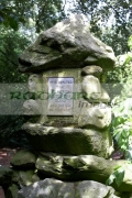 st-patricks-stone-on-coney-island-lough-neagh-northern-ireland-uk