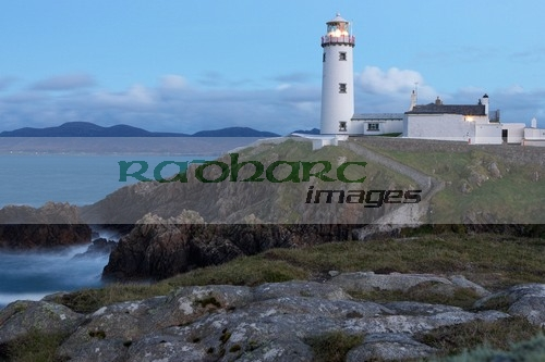 Fanad Head Lighthouse - county donegal - republic of ireland