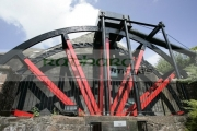 Dundonald-Old-Mill,-Irelands-largest-Waterwheel,-County-Down,-Northern-Ireland.