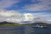 ferry-leaves-small-knightstown-harbour-Valentia-Island,-Iveragh-Peninsula,-Ring-Kerry,-County-Kerry,-Republic-Ireland