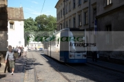 modern-new-electric-public-transport-tram-travels-along-the-old-town-cobbled-streets-in-krakow