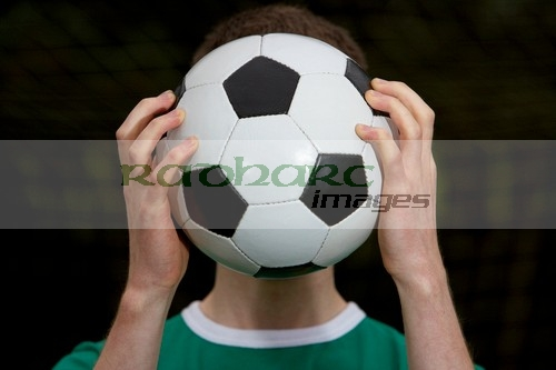 conceptual football image
