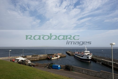 John OGroats harbour and orkney ferry