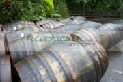 large-whisky-barrels-at-the-famous-grouse-glenturret-distillery-scotland-uk