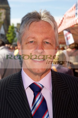 Peter Robinson - First Minister
