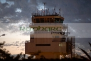 aircraft-control-tower-in-early-dawn-light-cloudy-sky-at-Tenerife-Sur-TFS-Reina-Sofia-south-airport-tenerife-canary-islands-spain