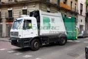 barcelona-pel-medi-ambient-gestio-de-residus-waste-disposal-vehicle-catalonia-spain