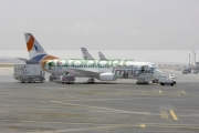 Karthago-airlines-Boeing-737_33A-sitting-on-the-tarmac-being-loaded-at-Monastir-airport-Tunisia