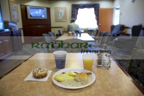 breakfast holiday inn jamestown north dakota