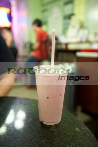 strawberry milkshake Nashville Tennessee