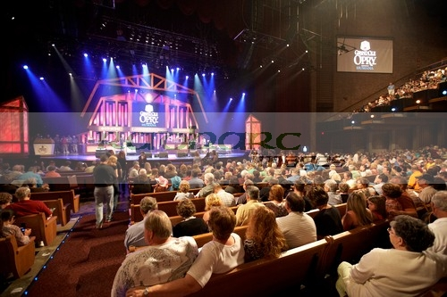 at the Grand Ole Opry Nashville Tennessee
