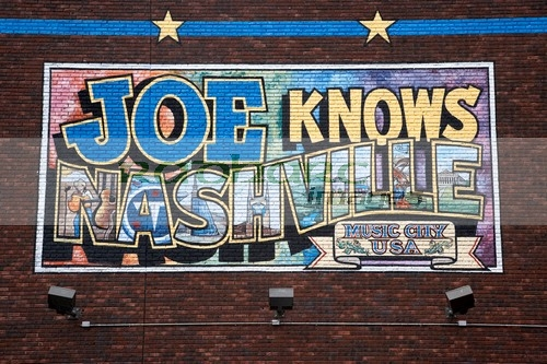 Joe Knows Nashville Tennessee