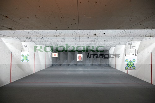 Gun range in Florida