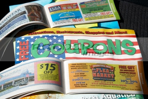 Florida coupon booklets