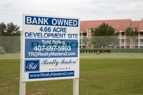 Bank Owned development site Florida