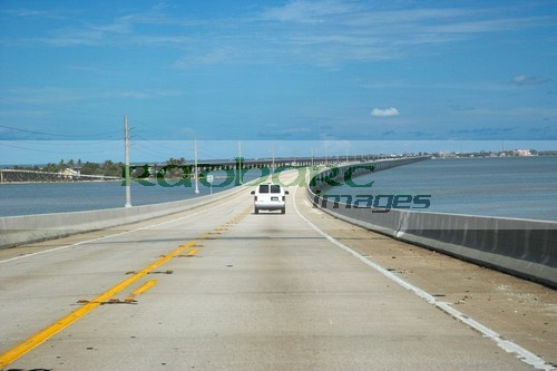 Overseas highway US route 1 florida
