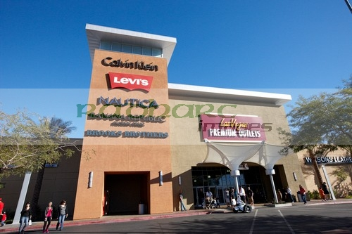 Las Vegas premium outlet shopping