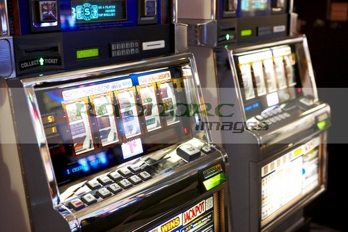 Las Vegas gambling machines