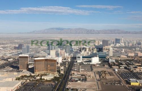 Aerial view Las Vegas